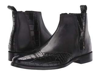 Stacy Adams Fazio Leather Sole Wing Tip Boot