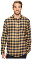 Marmot Bodega Flannel Long Sleeve Shirt Men's Long Sleeve Button Up