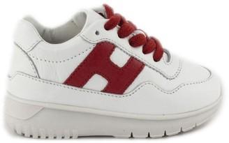 Hogan Interactive White, Red