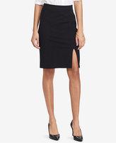 Lauren Ralph Lauren Side-Slit Pencil Skirt