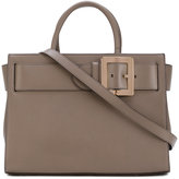 Bally belted tote bag - women - Calf Leather - One Size