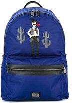 Dolce & Gabbana 'Vulcano' backpack