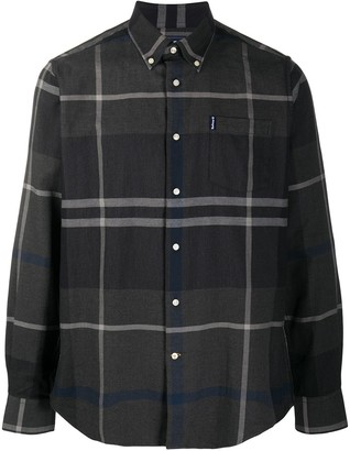 Barbour Check Print Shirt