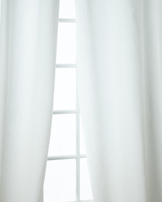 "Home Silks Skye Curtain Panels, 96""L"