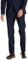 Jack Spade Warren Fit Prince of Wales Wool Trouser