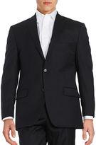 Michael Kors Wool Two-Button Jacket
