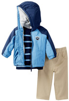 Little Me Car 3-Piece Jacket Set (Baby Boys)
