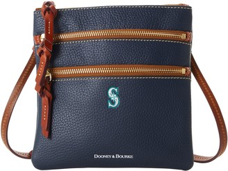 Dooney & Bourke MLB Mariners N S Triple Zip Crossbody