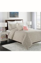 Cupcakes And Cashmere 'Lace Medallion' Duvet Cover