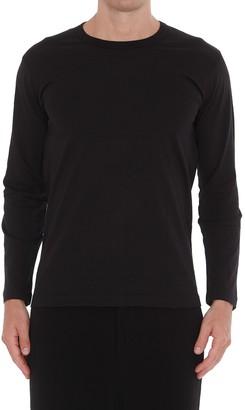 Comme des Garçons Shirt Back Logo Sweater