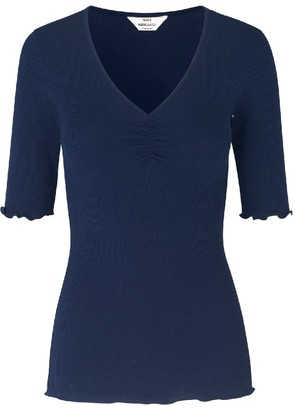Mads Norgaard Tusina Short Sleeve T Shirt - M / 38