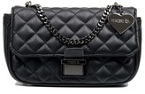 Marc B Classic Quilted Cross Body Bag