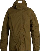 Toga Faux-fur trimmed parka jacket