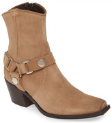 Charles David Polo Suede Bootie