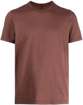 Rick Owens solid-colour T-shirt