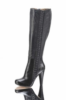 Twelfth St. By Cynthia Vincent By Cynthia Vincent Dakota Leather Boots in Black