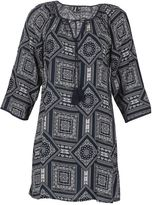 Izabel London Kaftan Mini Dress