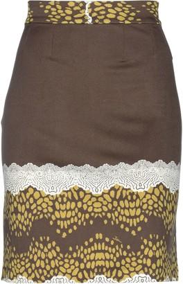 Issa Knee length skirts - Item 35431623DN