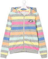 Little Marc Jacobs striped hoodie
