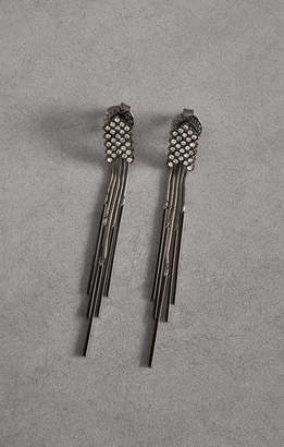 BCBGMAXAZRIA Tassle Earrings