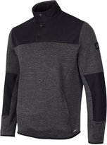 Greg Norman For Tasso Elba Men's Quarter-Snap Hydrotech Colorblocked Jacket, Only at Macy's