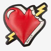 Bally Heart Leather Sticker