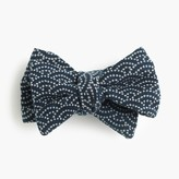 J.Crew KirikoTM bow tie in dot