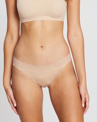 Calvin Klein Seductive Comfort Lace Bikini Briefs