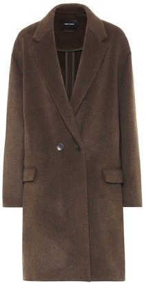 Isabel Marant Filipo wool-blend coat
