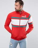 Diadora Track Jacket With Panels