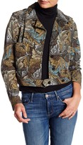 Marc by Marc Jacobs Mini Military Printed Jacket
