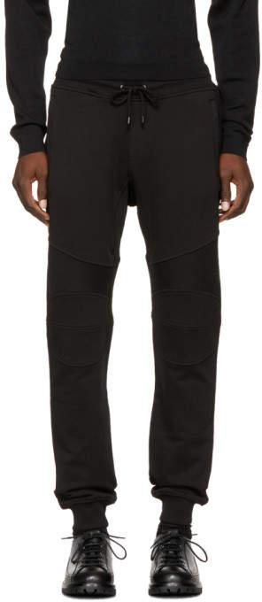 Belstaff Black Ashdown Lounge Pants