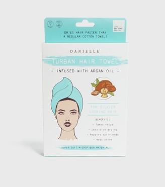 New Look Argan Oil Infused Hair Towel
