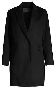 Maje Women's Double Face Coat
