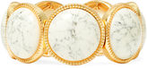 JCPenney MONET JEWELRY Monet Gold-Tone Stretch Bracelet
