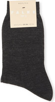 Falke No 3 wool-silk socks