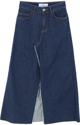 Shaft Denim skirt