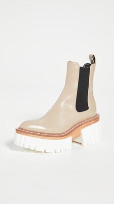 Stella McCartney Platform Chelsea Boots