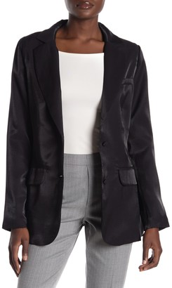 One One Six Front Lapel Jacket