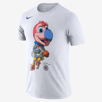 Nike Men's Dri-FIT NBA T-Shirt LA Clippers Mascot