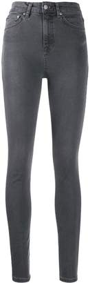 Nudie Jeans high rise skinny fit jeans