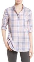 Equipment Women's Margaux Plaid Cotton Shirt