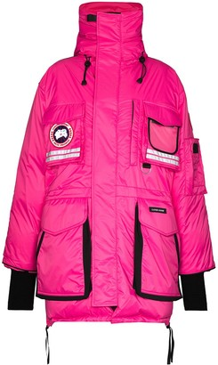 Canada Goose x Browns 50 snow padded parka coat