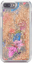 Vera Bradley Falling Flowers Multi Glitter iPhone 7 Plus Case