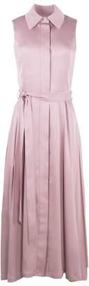 Ash Shopyte Rose Silk & Cotton Dress