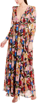 Ronny Kobo Carmella Maxi Dress