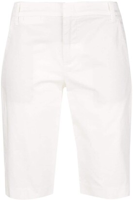 Vince Knee-Length Side Pocket Chino Shorts