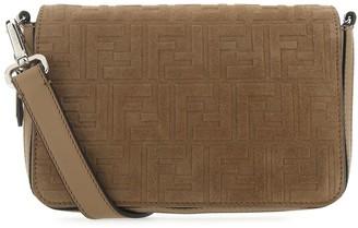Fendi FF Monogram Shoulder Bag