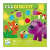 Djeco Little circuit - Trail game