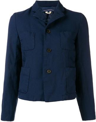 COMME DES GARÇONS GIRL Boxy Fit Jacket
